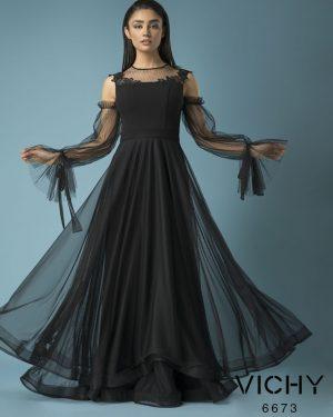 ماکسی کلوش مجلسی - فروش عمده لباس مجلسی